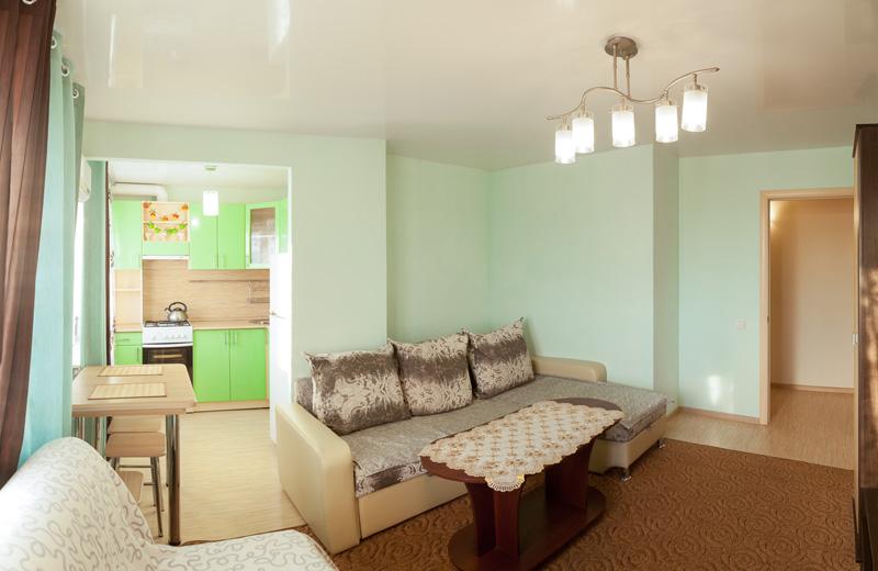 Квартира студия в Кургане посуточно