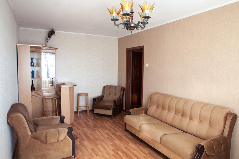 Квартира посуткам в Кургане недорого