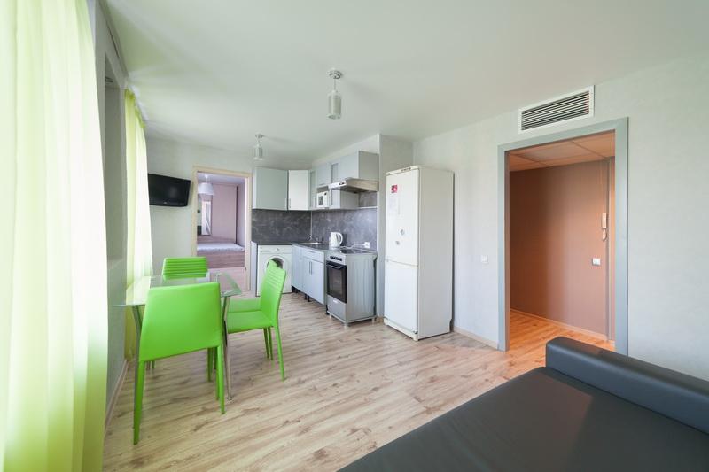 Снять квартиру с кухней на сутки