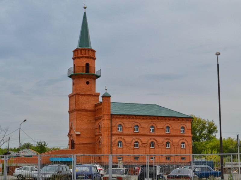 Соборная мечеть в Кургане